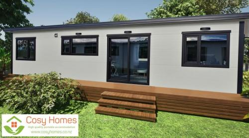 2-bdrm Cosy Home with deck